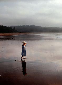 A walk through the water