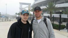 Jacksonville Jaguars QB #7 Chad Henne (November 2012 at Everbank Field in Jacksonville, FL)