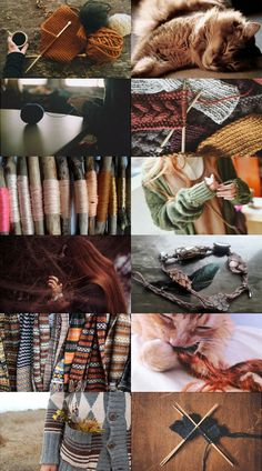 Ars Aesthetica — Knitting Witch