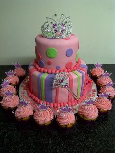 180 Degrees Catering and Confectionery Pink Cupcakes, Confectionery, A Food, Catering, Bakery, Birthday Cake, Princess, Phone, Desserts