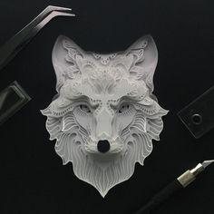 查看此 @Behance 项目: \u201cDelicate Papercuts\u201d https://www.behance.net/gallery/45760391/Delicate-Papercuts