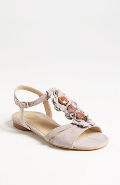 Gabor Flat Sandal available at #Nordstrom