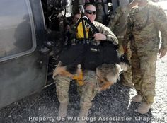 United States War Dogs Association Chapter 1 Western Region