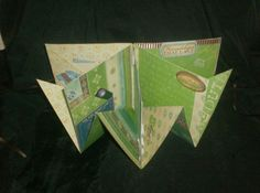 Girl Scouts Fold out Album with extra tags Girl by PaperForPeople, $13.00