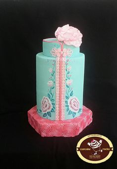 Chinese New Year Cake Collaboration by astrid