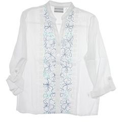 42 Best Alfred Dunner Blouses Button Down Shirts For Women Images