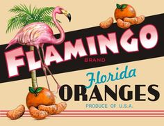 fruit crate labels- vintage and fun