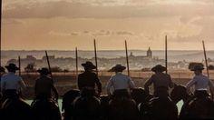 @GanaderiaMPG: Campeonato de Acoso y Derribo en Ciudad Rodrigo. Spain