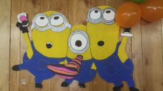 despicable wall decorations