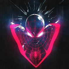 Marvel's Spider-Man: Miles Morales - Original Video Game Soundtrack 2XLP Vinyl Record