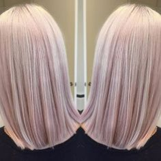 pastel pink blonde hair - Google Search More