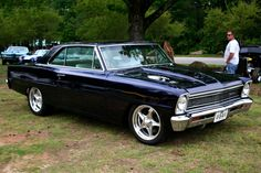 1966 Chevy nova has been my dream car since i was a little kid! WANT IT BADLY Rat Rods, General Motors, Chevy Muscle Cars, Chevy Nova, Nova Car, Old School Cars, Sweet Cars, Hot Rides, Us Cars