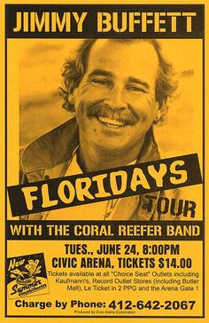 I'm repining this Jimmy Buffett remember your friends from Sun coast Surf Shop...thanks for the memories