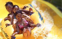 Kool Runnings Water Park Bobsled Ride Negril Jamaica
