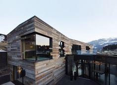 Villa in Kitzbühel von Splendid Architecture