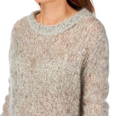 American Vintage Owatonna Jumper - Grey | Free UK Delivery