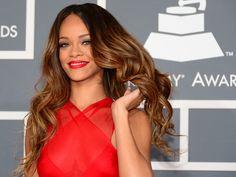 Rihanna Grammy's 2013