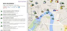 ¿Quieres estar en nuestro mapa? Nos acercamos a 11.000 visitas | Bicis Solidarias