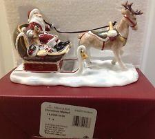 Brand New v kolonce Villeroy & Boch - Vánoční trh Santa saních s jelenem