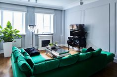 #mieszkanie #projektmieszkania #projektdomu #bbhome #bbhomedesign #meblenazamowienie #meble #sofa #kolory Decor, Couch, Furniture, Home Decor, Room