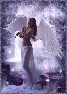 • Bei den Frauen gibt es zwei Möglichkeiten: entweder sind sie Engel - oder sie leben noch.^( '-' )^ (Charles Baudelaire) — hier: Nowhere.