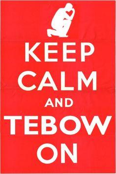 Tebow <3
