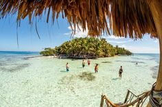 http://pin.sanctuarybelize.com Welcome to our beautiful 6 acre private island, Sanctuary Caye!