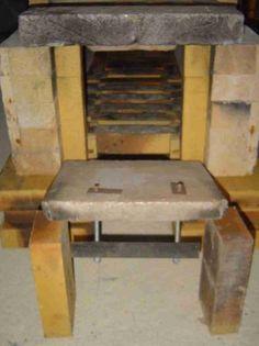construction four raku à bois : ITINERAIRES CERAMIQUES
