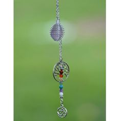 A personal favorite from my Etsy shop https://www.etsy.com/listing/233085213/7-chakras-om-tree-of-life-crystal-cage