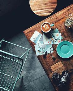 Imagem de aesthetic, coffee, and black coffee