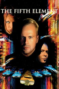 The Fifth Element / Luc Besson
