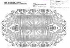 Gráficos de crochê para tapetes de sala cozinha e banheiro   Na Internet