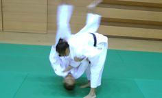Judo - Seoi Nage - 背負投