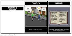 Frindle - Theme: Showcase the theme of Frindle by Andrew Clements with a storyboard!