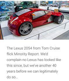 Minority Report, Tom Cruise, Car, Automobile, Vehicles, Cars