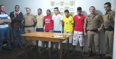 BLOG DO MARKINHOS: PM prende cinco homens por tráfico de drogas em Ja...