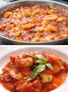 Recipe: Shrimp alla Marinara: Made simple with #Victoria!
