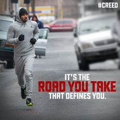 From Metro-Goldwyn-Mayer Pictures, Warner Bros. Pictures and New Line Cinema comes 'Creed', starring Sylvester Stallone and Michael B. Rocky Quotes, Rocky Balboa Quotes, Creed Quotes, Movie Quotes, Life Quotes, Creed Movie, Michael B Jordan, Motivational Quotes, Inspirational Quotes