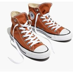 MADEWELL Converse® Unisex Chuck Taylor All Star High-Top Sneakers in.