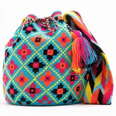 One of a kind mochilla bags