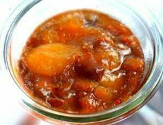 Sweet fruit chutney