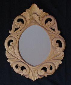 Norsk Wood Works -- Norsk Mirror