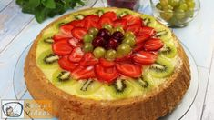 Cheesecake, Recipes, Food, Fruit Flan Recipe, Bakeware, New Recipes, Home Made, Dessert Ideas, Meal
