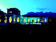 Grand Resort Bad Ragaz - Tamina Therme, Switzerland