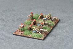 Jungle Fighters Infantry, Catachans, Epic, Lascannon – Trolls Under the Bridge