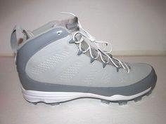 eec6cfbf4 Jordan IX Retro MCS Mens Baseball Cleats 15 Medium Grey White Cool Grey   Jordan