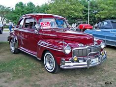 1948 Mercury Coupe