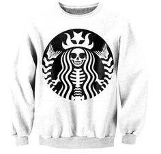 YEMUSEED H183 Women Loose Style Hello My Name Is Unicorn Print Pullover Long Sleeves Sweatshirts Women's Punk Hoodies