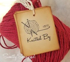 Knitted By Tags