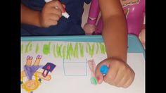 Dibujamos con Carioca ☺